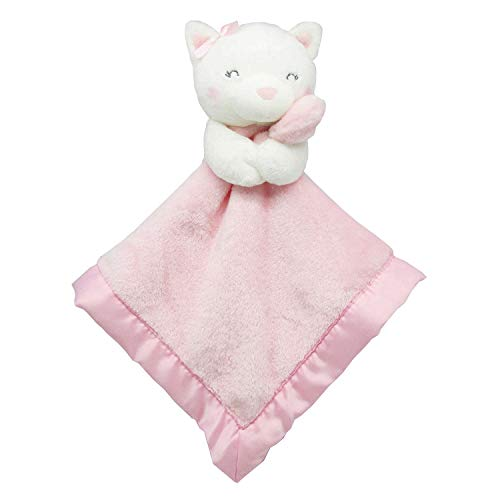 Carter's Baby Girl's Pink Kitty Cat Security ()