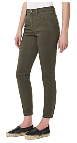 Green Ankle Pants - 4