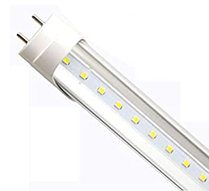 """[10 PC]G13 3FT 15W 6500K CLEAR BI-PIN 906 mm/ 35.67"""" Replacement LED Tube F30T8/F30T12."""