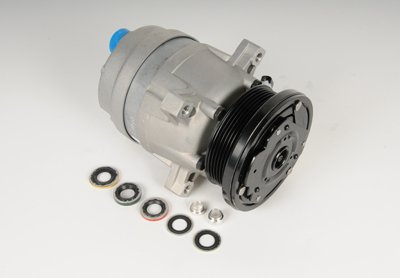 Buick Century Air Conditioning Compressor - 3