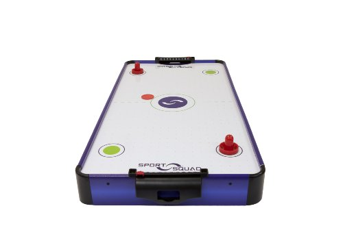 Amazon.com : Sport Squad HX40 40 Inch Electric Tabletop Air Hockey Table  With 2 Pushers And 2 Pucks : Air Hockey Equipment : Sports U0026 Outdoors