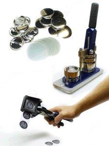 1.25 Inch Button Maker Machine Complete Starter Kit