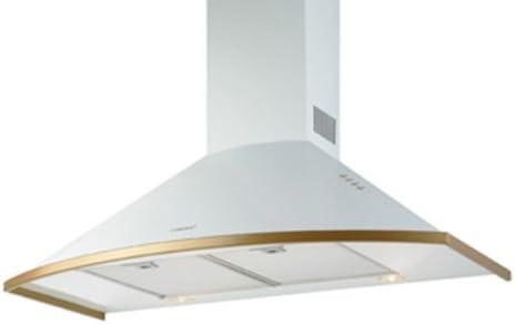 CATA Clásica - Campana Decorativa 600 Blanca Con 3 Velocidades: Amazon.es: Grandes electrodomésticos