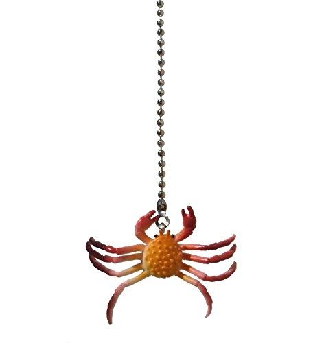 Wild Crab Crustacean Ceiling Fan Pull (Snow Crab)