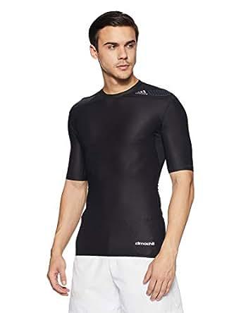 Adidas Men's Tf Power Short Sleeve T-Shirt, Black/Negro, Small