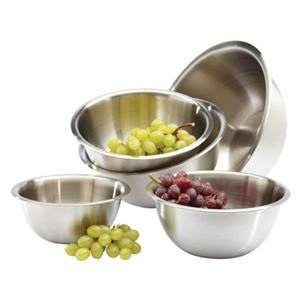 Focus Products, Amco HW 9Qt SS Mixing Bowl (Catalog Category: Kitchen & Housewares / Cookware & Bakeware)