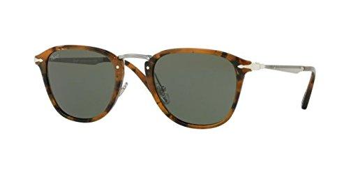 Persol 0PO3165S Gafas de sol, Rectangulares, 50, Tortoise ...
