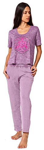 Daydream Pant Vintage Wash, Lilac Sky Small - Lilac Daydream