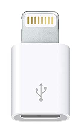 Amazon.com: Apple Lightning to Micro USB Adapter