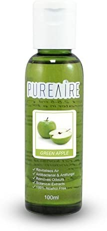 PureAire Aroma Esencia para purificadores de aire verde manzana ...