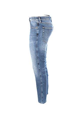 Jeans Donna Diesel 31 Denim 00s7ly 084pr Primavera Estate 2018
