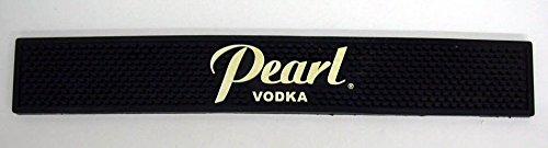 - Pearl Vodka rubber bar mat 3 1/2 x 23 1/4