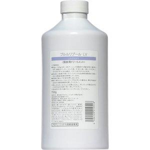 【x4個セット】 資生堂 プルルリブール LV(ラベンダー) 頭皮用トリートメント 750g B00KFPI3R2