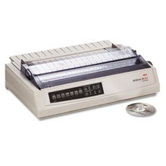 New - Oki MICROLINE 391 Turbo Dot Matrix Printer - 728473 by Oki Data