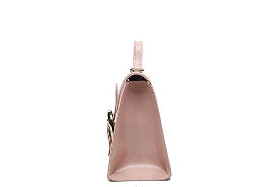 Handbag Sac Handbag Marron Sac Nouveau Sac Mode Pink Rétro Meaeo qX1OxwHSt7