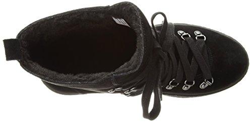 JSlides Womens Bolt Sneaker Black Suede W8upytovrR
