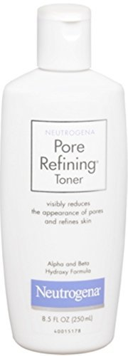 Neutrogena Pore Refining Toner 8.50 oz (Pack of 2)