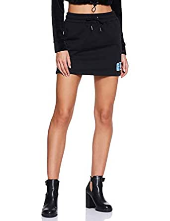 Calvin Klein Straight Skirt for women in Black, Size:Small