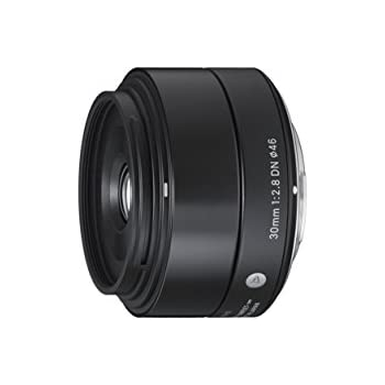 Sigma 30mm F2.8 DN Lens for Sony E-mount Cameras (Black)