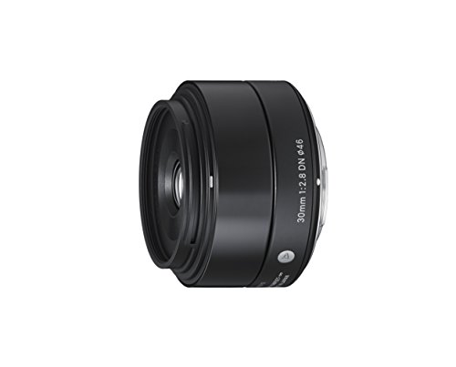 Sigma 30mm F2.8 DN Lens for Sony E-mount Cameras (Black) (Sigma 19mm F2 8 E Mount Review)