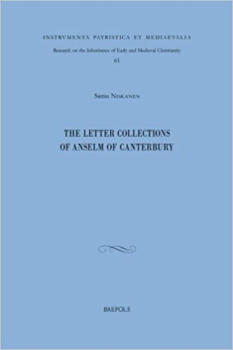 Amazon The Letter Collections Of Anselm Of Canterbury Enchanting Love Letter From Samu