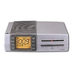TIMEX T434S AM/FM Clock Radio