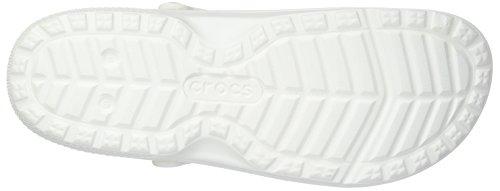 II Unisex Zueco Blanco Crocs Specialist Blanco Adult wffRxr