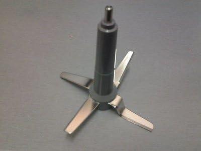 DeLonghi hoja Cuchillas Cuchillo Robot Chicco Baby Meal kcp815.BL kcp815.r kcp815: Amazon.es: Hogar