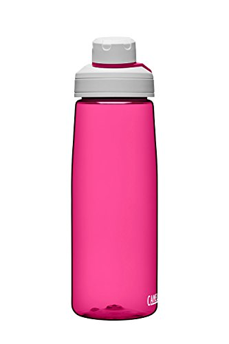 CamelBak Chute Mag Water Bottle, 25oz, Dragonfruit