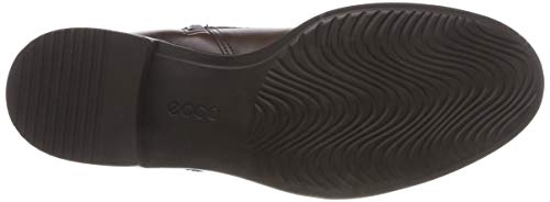 1022 Boots Combat Braun Women's ECCO Shape Bison 25 Iqw0Hw8Cx