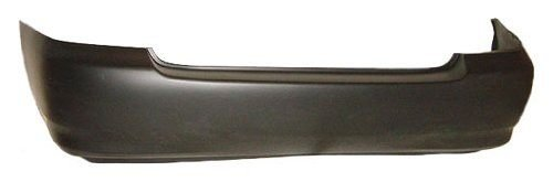OE Replacement Toyota Corolla Rear Bumper Cover (Partslink Number TO1100208)