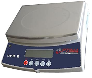 4f277ddb020b Amazon.com: Optima Scales OPH-Z20 High Capacity Precision Balance ...