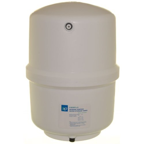 iSpring T40P 4.0-Gallon Reverse Osmosis Plastic Water Sto...