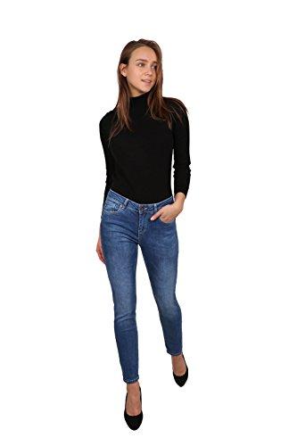 Femme Skinny Bleu LB015A Pild Rogen Clair Jean q1wZP7n7