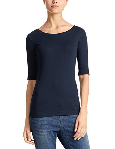 Marc Mujer Camiseta Sports Blue space Cain T Para shirts 393 Blau UWOrUqSw