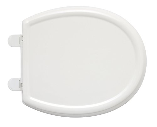 - American Standard 5350.110.020 Cadet-3 Elongated Slow Close Toilet Seat with EverClean Surface, White
