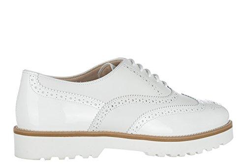 Hogan Damenschuhe Leder Damen Business Schuhe Schnürschuhe h259 route francesina