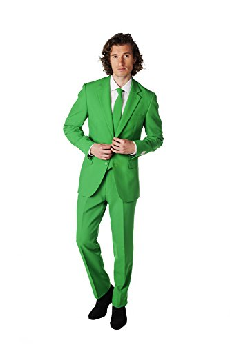 Men's Evergreen Party Suit