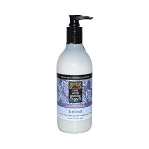 One With Nature Lavender Dead Sea Hand & Body Lotion 360 ml by One With Nature