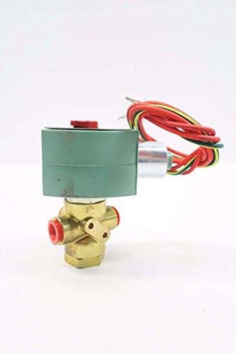 NEW ASCO 8320G182 RED-HAT II 120V-AC 1/4 IN NPT SOLENOID VALVE D552815