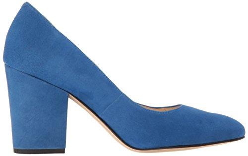 Nine West Women's Scheila Suede Dress Pump Blue sale get authentic free shipping amazon 3Qfmhpjq6c