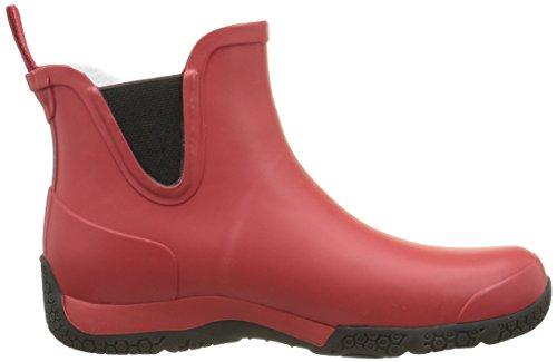 Tretorn Öresund, Zapatillas de Estar por Casa para Mujer Rojo - Rot (Red 050)