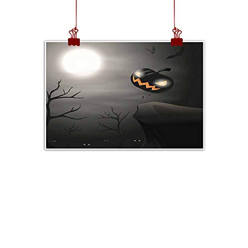 Mannwarehouse Abstract Painting Halloween Background Natural Art 32