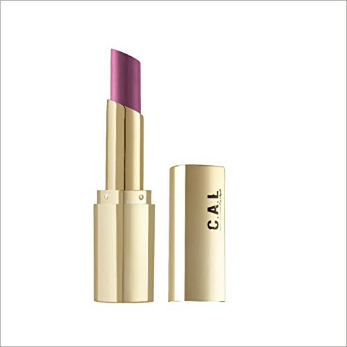 C.A.L. Los Angeles Intense Matte Lipstick 36 Hrs Long Lasting With Waterproof/Smudge Proof, Vibrant Plum, 3.5g