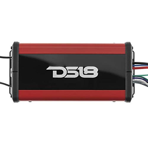 DS18 Hydro NXL-N4 Ultra Compact Digital Amp Desing 720 Watts Max 4 Channel Amplifier - All Elements, for All Applications (4 Channel)