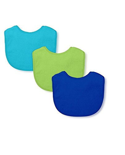 - green sprouts  Stay-dry Infant Bibs, 3 Count