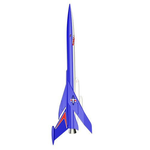 Estes Conquest Rocket Model Kit