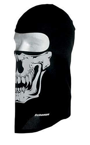 Schampa Skull Balaclava - Skull Face Mask