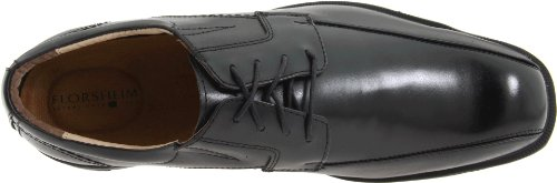 Flors Mens Bluff Oxford Svart