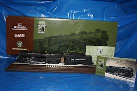 Luxury very Limited Edition die-cast Lionel 773 Hudson Steam Locomotive with coal car - Hudson Locomotive